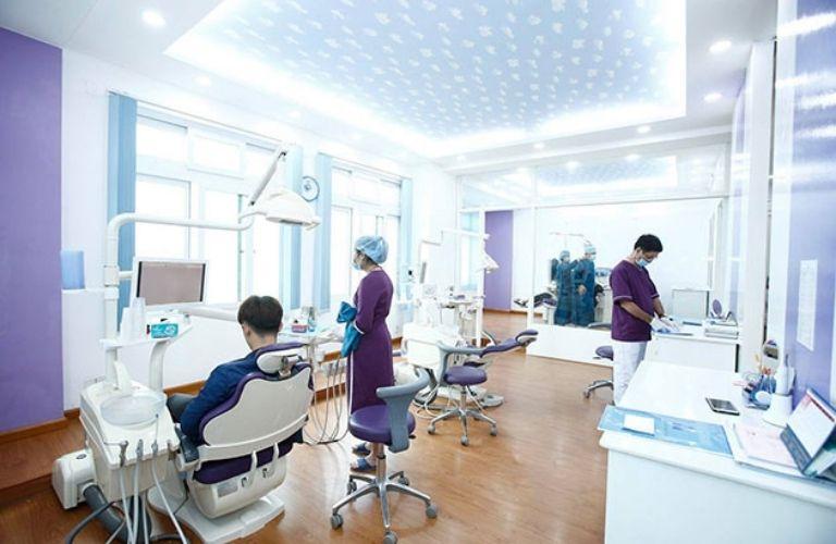 Trung tâm đào tạo Vidental sở hữu cơ sở đào tạo chuyên nghiệp, tân tiến bậc nhất thế giới.