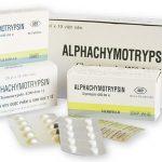 Các dạng bào chế của Alphachymotrypsin